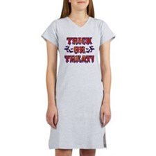 Trick or Treat Women's Nightshirt