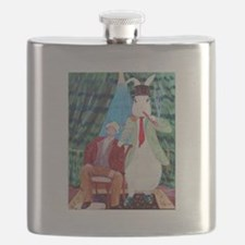 Harvey & Elwood Flask