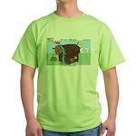 Camp Gadgets Green T-Shirt