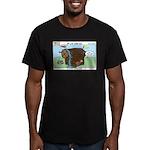 Camp Gadgets Men's Fitted T-Shirt (dark)