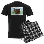 Camp Gadgets Men's Dark Pajamas