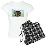 Camp Gadgets Women's Light Pajamas