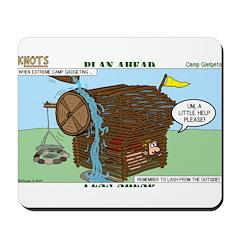Camp Gadgets Mousepad