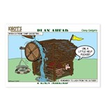Camp Gadgets Postcards (Package of 8)