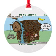 Camp Gadgets Ornament