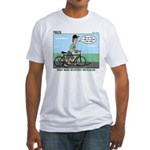 Bike Hike Fitted T-Shirt