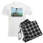 Bike Hike Men's Light Pajamas