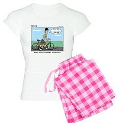 Bike Hike Women's Light Pajamas