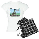 Bike Hike Women's Light Pajamas