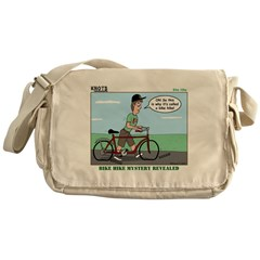 Bike Hike Messenger Bag