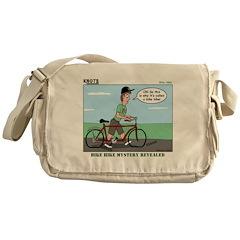 Bike Hike Messenger Bag