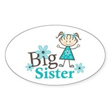 Big Sister Decal