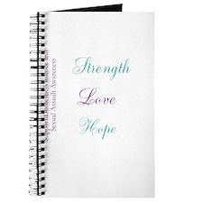 Strength Love Hope Journal