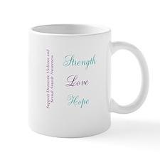 Strength Love Hope Mug