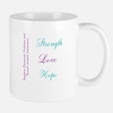 Strength Love Hope Mug