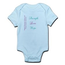Strength Love Hope Infant Bodysuit