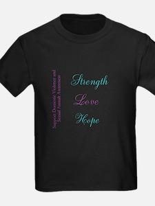 Strength Love Hope T