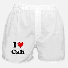 I Heart Love Cali California.png Boxer Shorts
