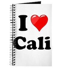 I Heart Love Cali California.png Journal