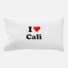 I Heart Love Cali California.png Pillow Case