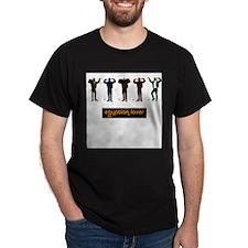 Egyptian Lover Black T-Shirt