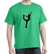 Yoga Dance Pose T-Shirt