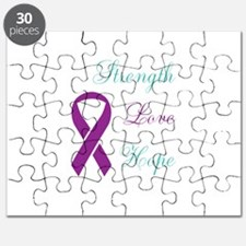 Cute Domestic violence Puzzle