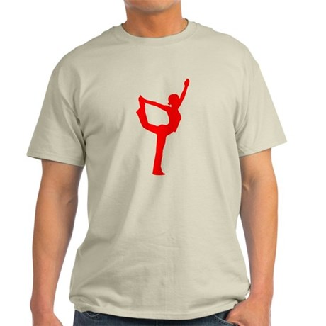 Yoga Dance Pose Light T-Shirt