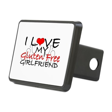 I love my Gluten Free Girlfriend Rectangular Hitch