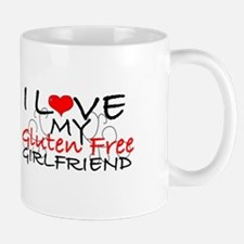 I love my Gluten Free Girlfriend Mug