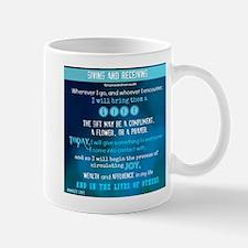 Giving and Receiving Mug