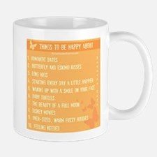 Things to be Happy About Mug