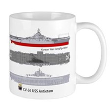 USS Antietam CV-36 Coffee Mug