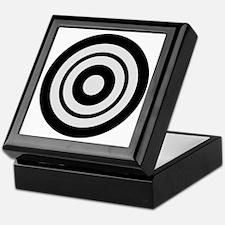 Kyudo target Keepsake Box