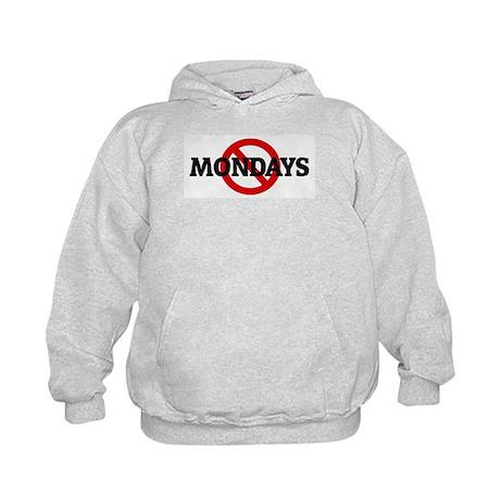 Anti MONDAYS Kids Hoodie
