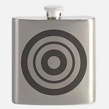 Kyudo target Flask