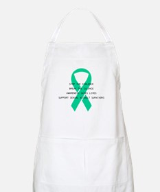 Stop the violence Apron