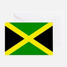 Jamaica Greeting Card