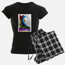Waikiki Wall Ratz Pajamas