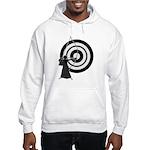 Kyudo man Hooded Sweatshirt
