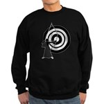 Kyudo man Sweatshirt (dark)
