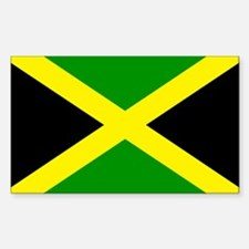 Jamaica Sticker (Rectangle)