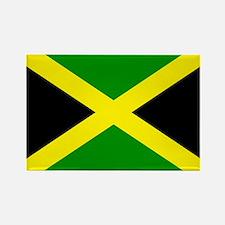 Jamaica Rectangle Magnet