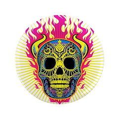 skull Dull Flames 3.5