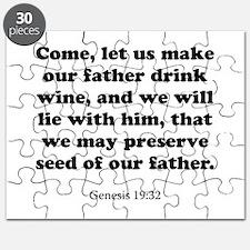 Genesis 19:32 Puzzle