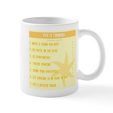 Pay it Forward 7 Mug