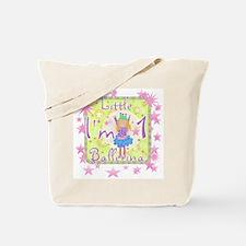 Little Ballerina 1st Birthday Tote Bag