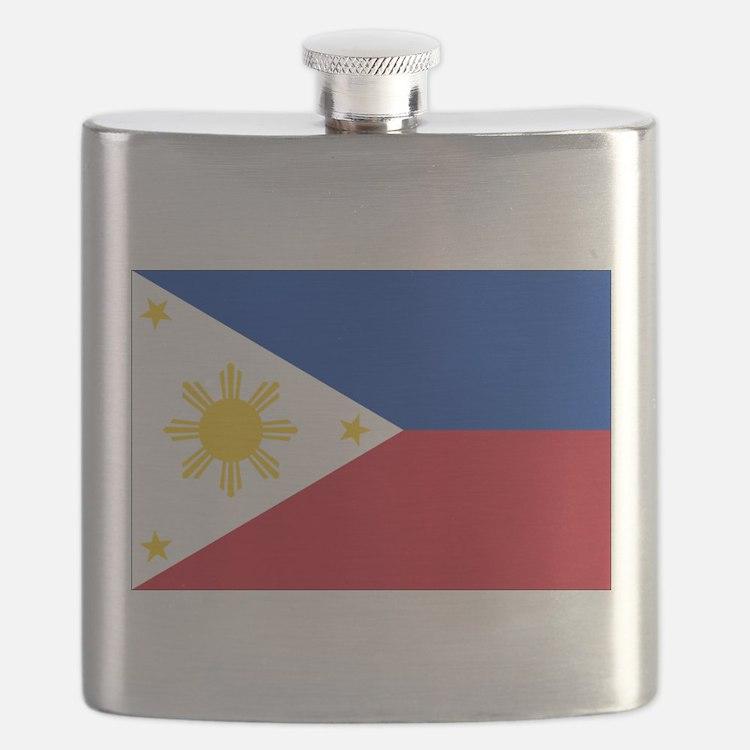Philippine flag Flask