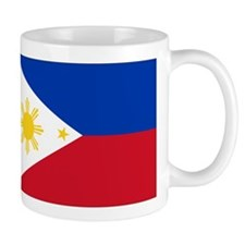 Philippine flag Mug