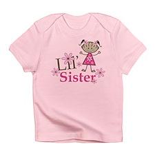 Ethnic Lil Sister Infant T-Shirt